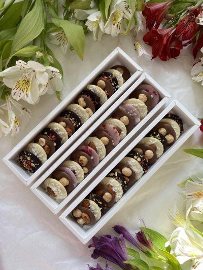 Набор шоколадных медиантов